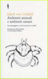 Libro di Jackob von Uexkull
